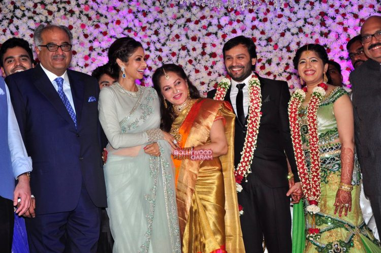 jaya prada son wedding9