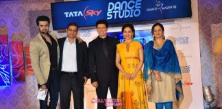 Madhuri Dixit and Shriram Nene launch Dance Studio application – Photos