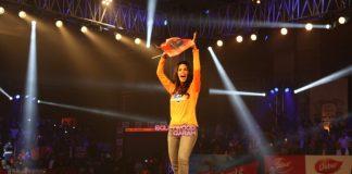 Mallika Sherawat supports Haryana Hammers at Pro-Wrestling League