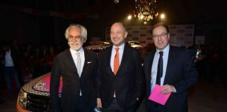 Manish Arora showcases ethnic collection at Embassy of France