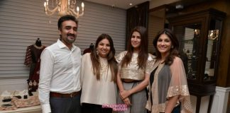 Nimrat Kaur, Shibani Dandekar and Padmini Kolhapure grace Moksh Jewellery preview