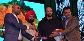 Rohit Shetty interacts with audience at Mulund Fest grand finale