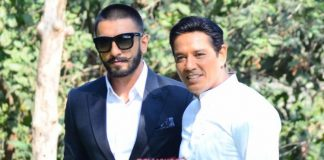 Ranveer Singh promotes Bajirao Mastani on TV show