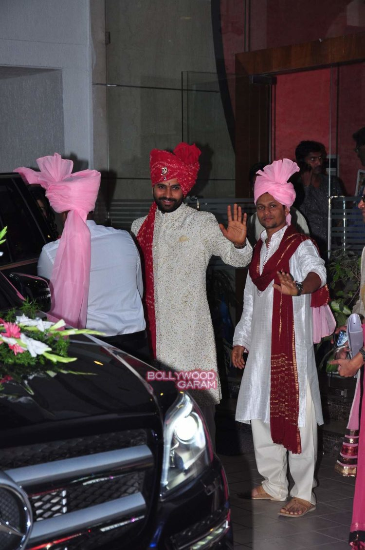 rohit sharma wedding1
