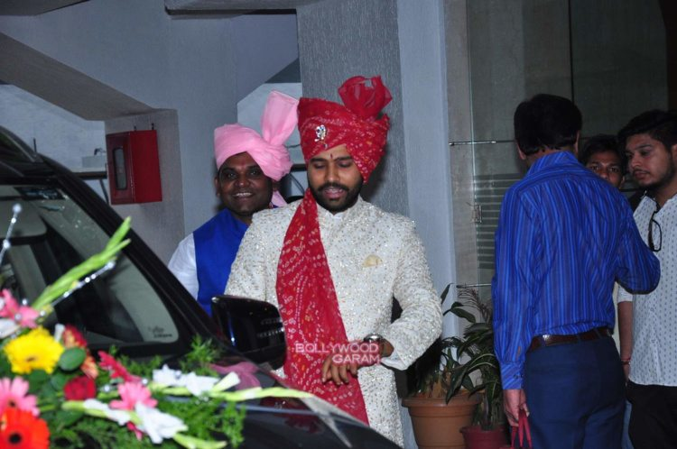 rohit sharma wedding4