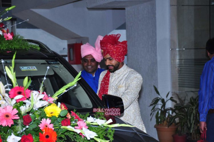 rohit sharma wedding5