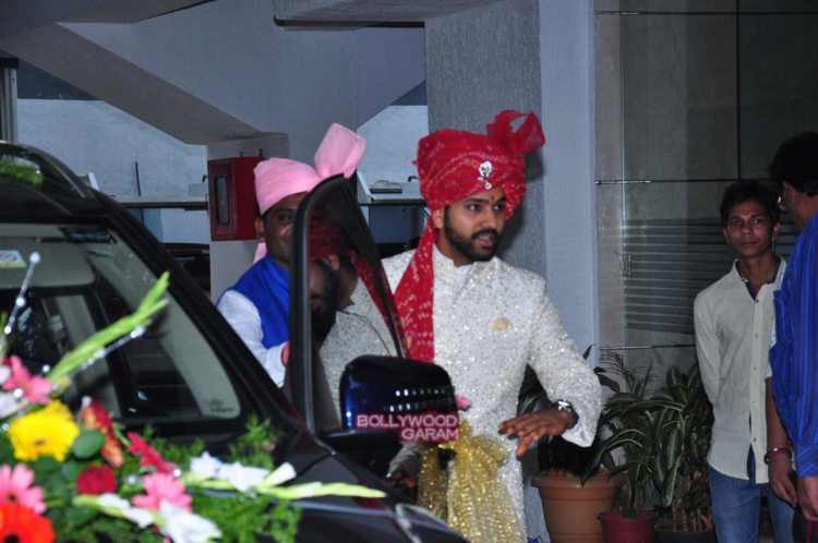 rohit sharma wedding7