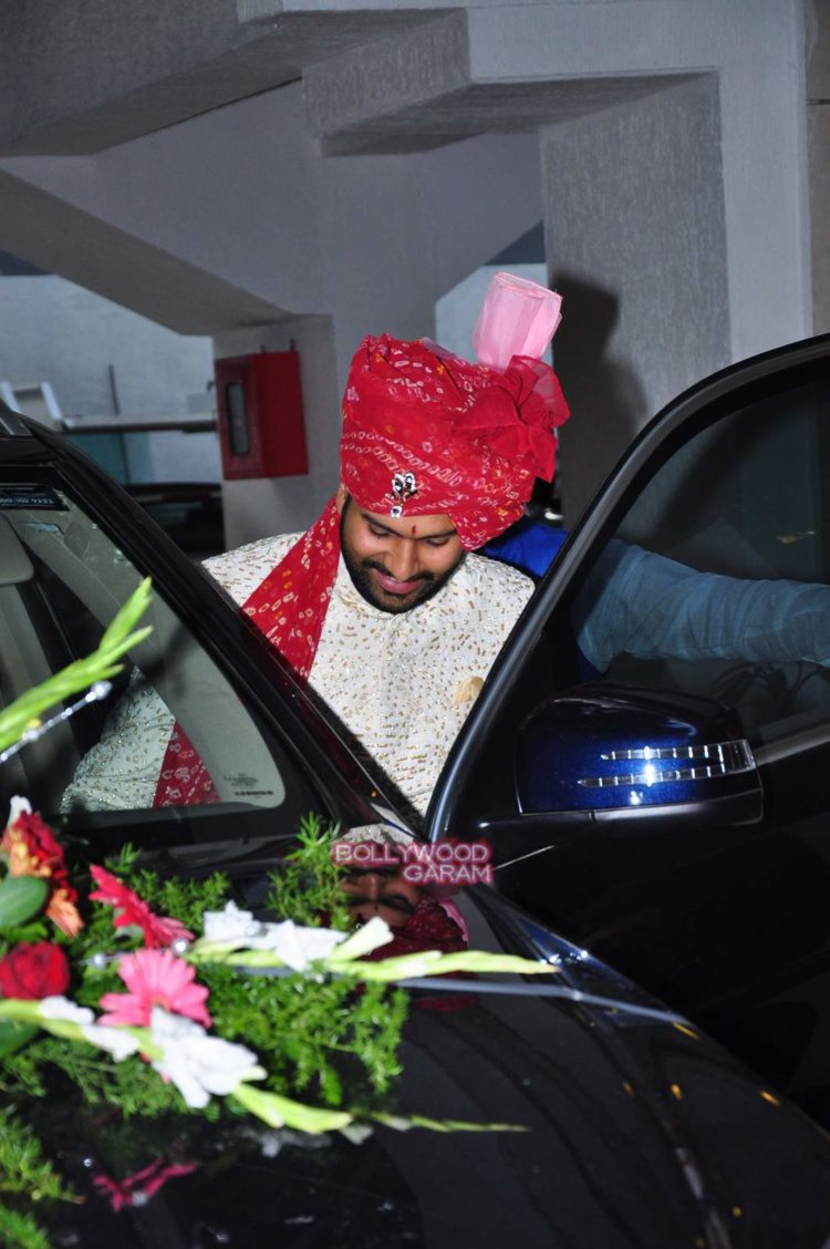 rohit sharma wedding9