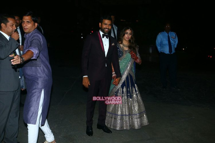 rohit sharmareception1