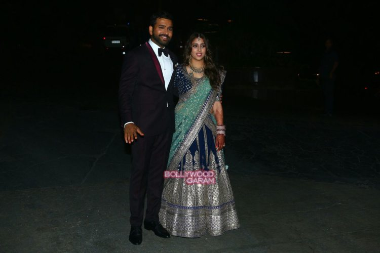rohit sharmareception8