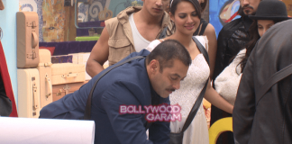 Salman Khan celebrates birthday with Bigg Boss contestants