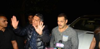 Salman Khan celebrates 50th birthday with friends and family