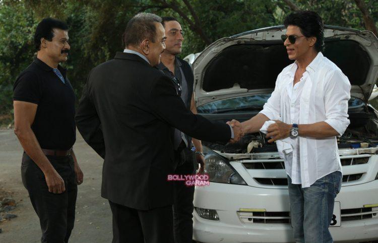 shahrukh Khan CID2