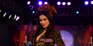 Sonal Chauhan walks the ramp as showstopper for NGO