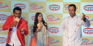 Sonali Bendre turns brand ambassador for Fun Foods