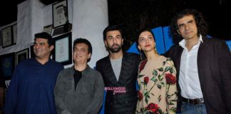 Ranbir Kapoor and Deepika Padukone celebrate Tamasha success