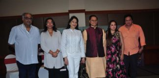 Celebrities at Yash Chopra Memorial Press meet