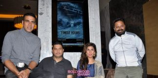 Akshay Kumar and Nimrat Kaur surprise audience at local theatre – Photos