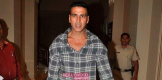 Akshay Kumar and Nimrat Kaur busy in Airlift promotions