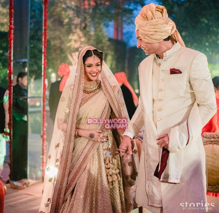 Asin rahul wedding1
