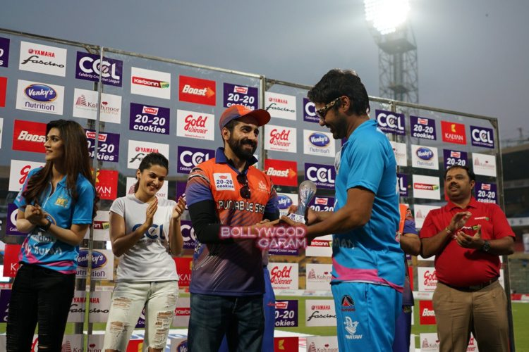 CCL match bengaluru11