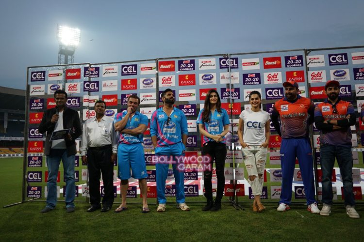 CCL match bengaluru9