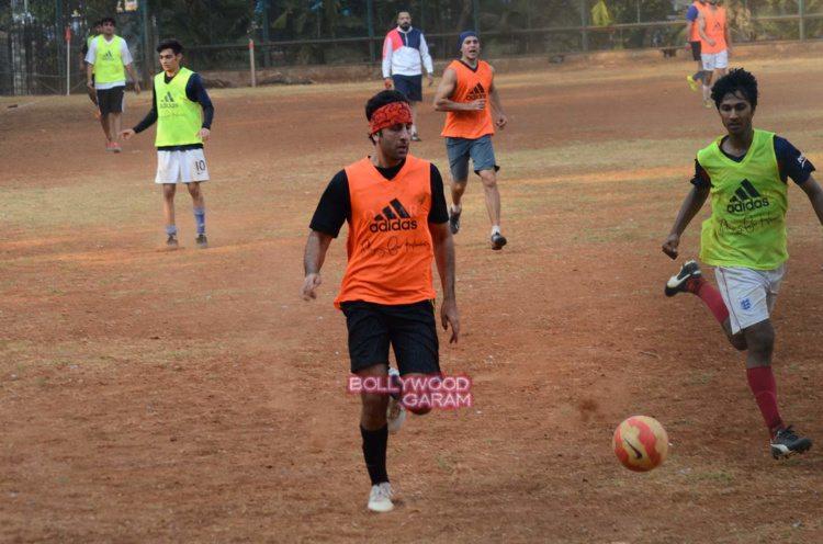 Celebrities soccer4