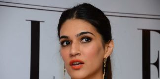 Bhumi Pednekar and Kriti Sanon at Elle Graduates event