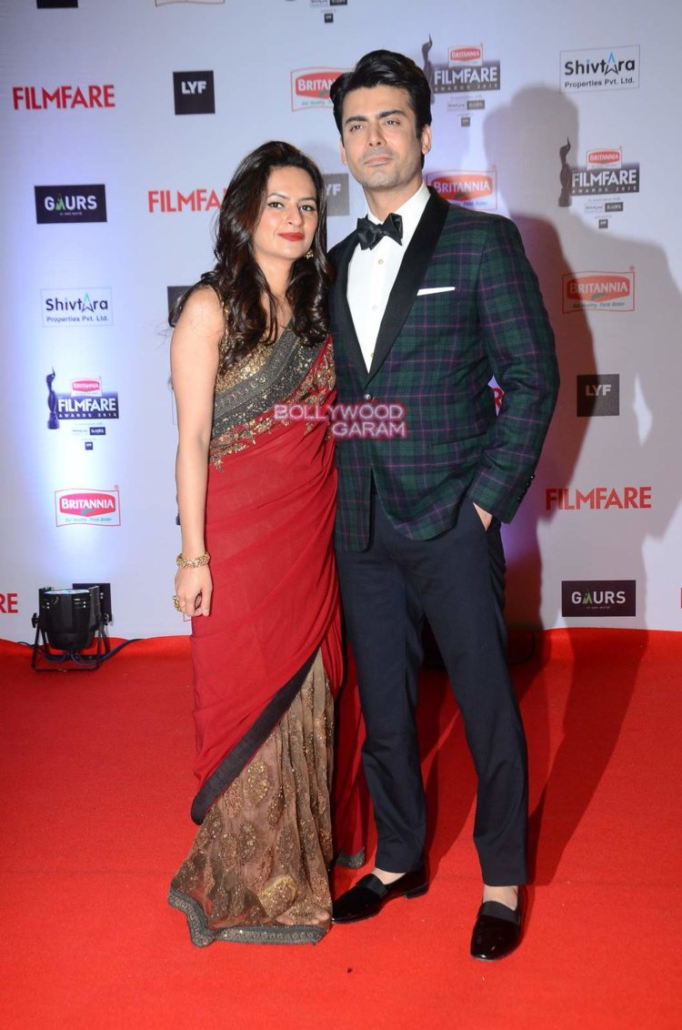 Filmfare red carpet1