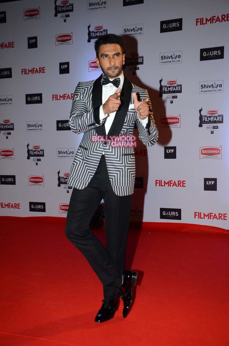 Filmfare red carpet10