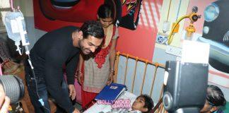 John Abraham inaugurates new IVF Centre at Wadia hospital