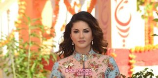Sunny Leone and Vir Das promote Mastizaade on the sets of Chidiya Ghar