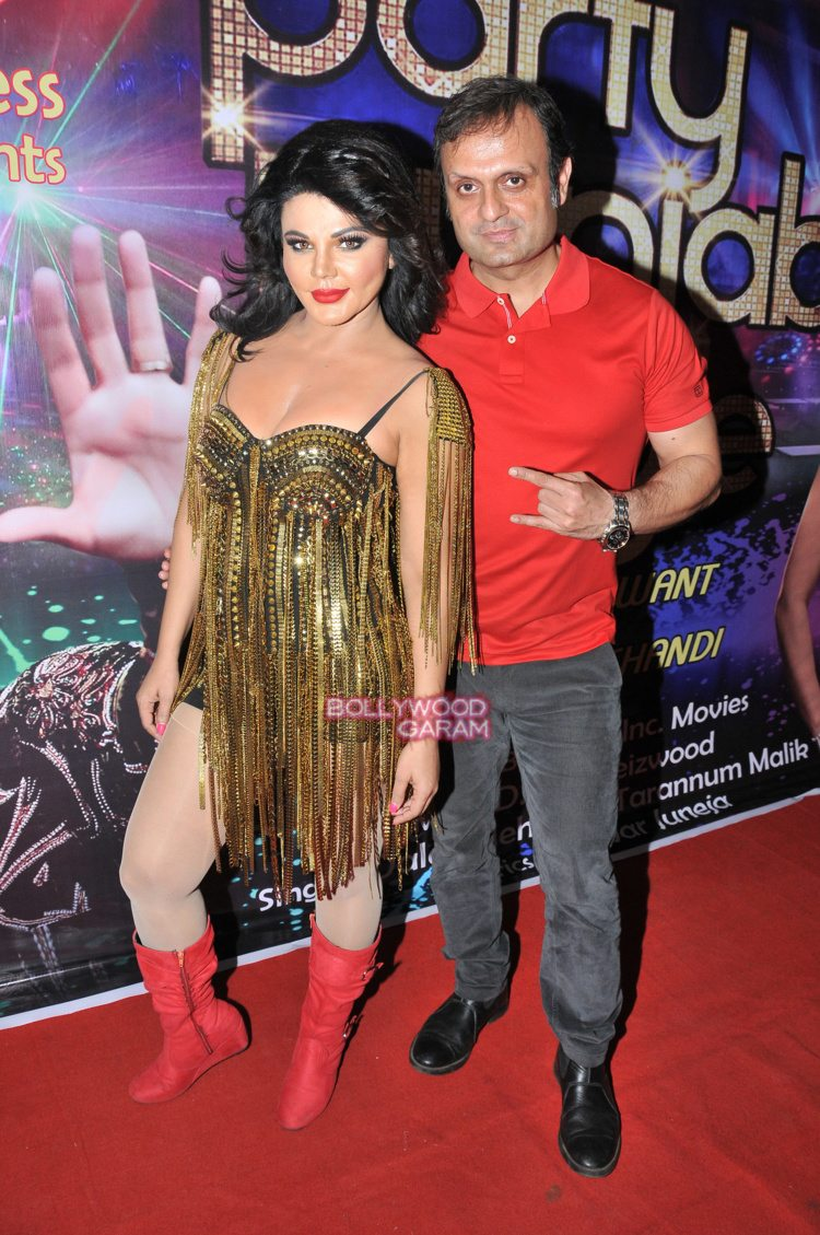 Rakhi single launch2