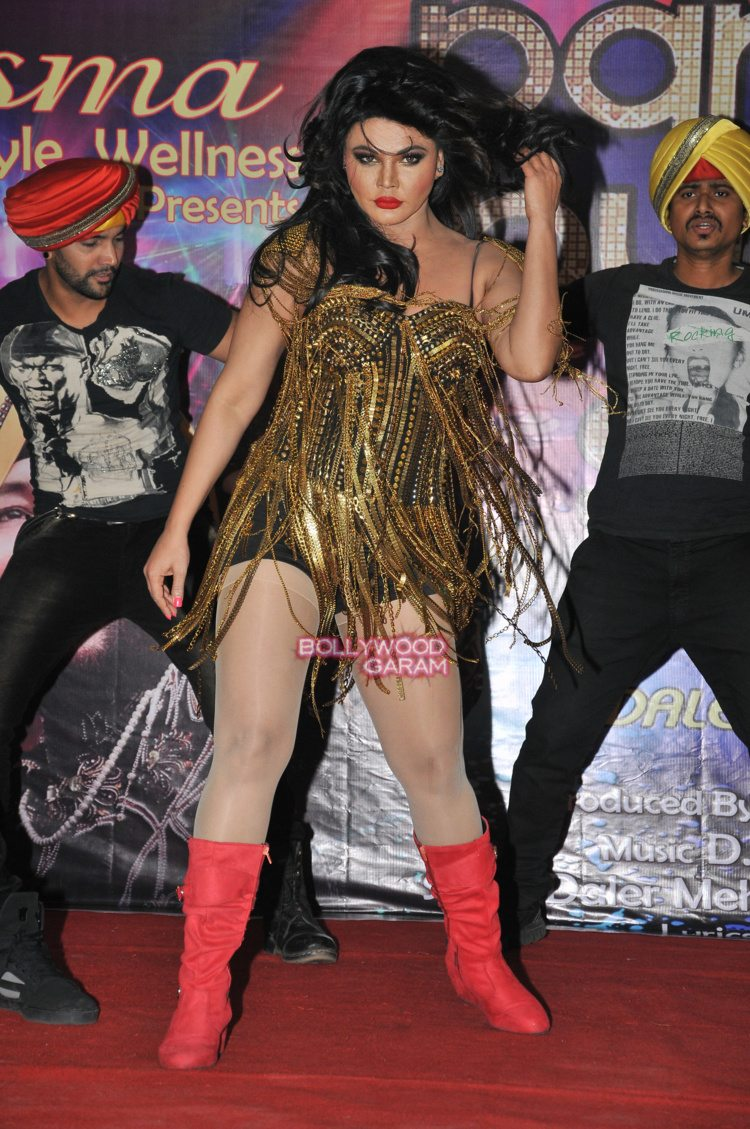 Rakhi single launch4