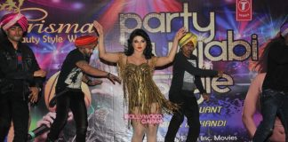 Rakhi Sawant launches single Party Punjabi Style