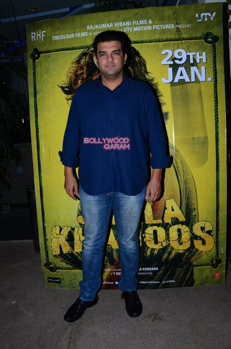 Saala khadoos screening10