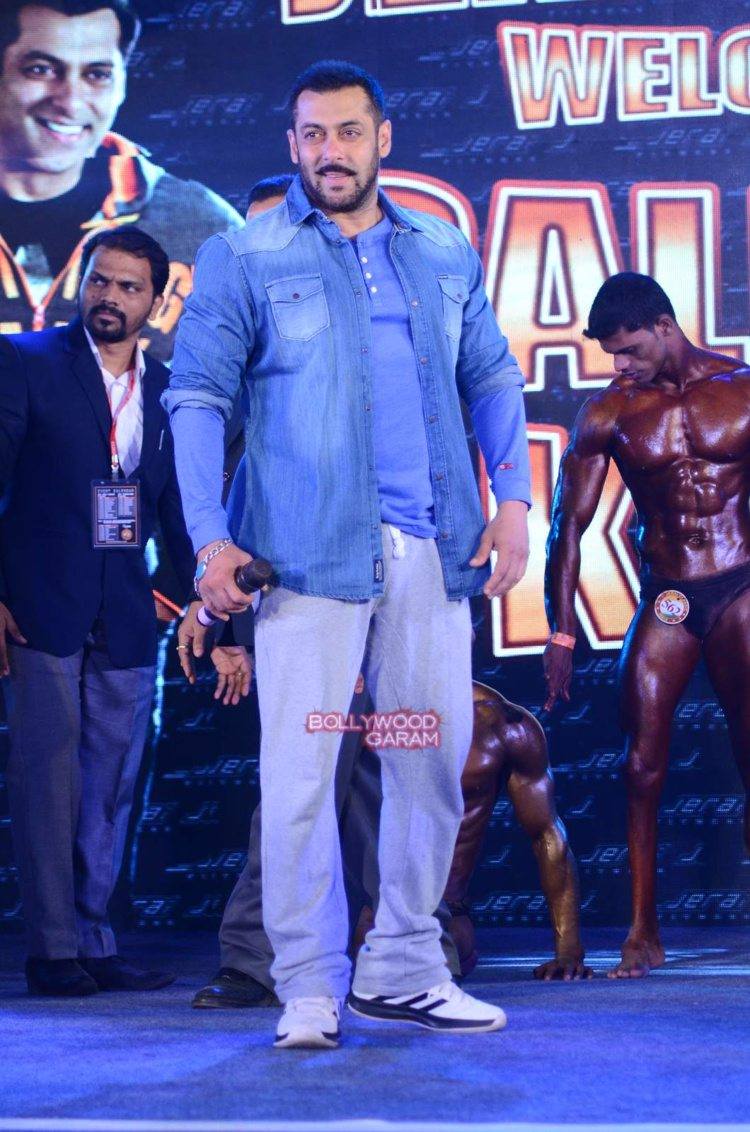 Salman Fitness expo1
