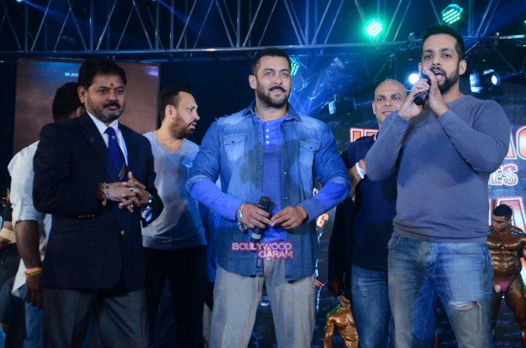 Salman Fitness expo2