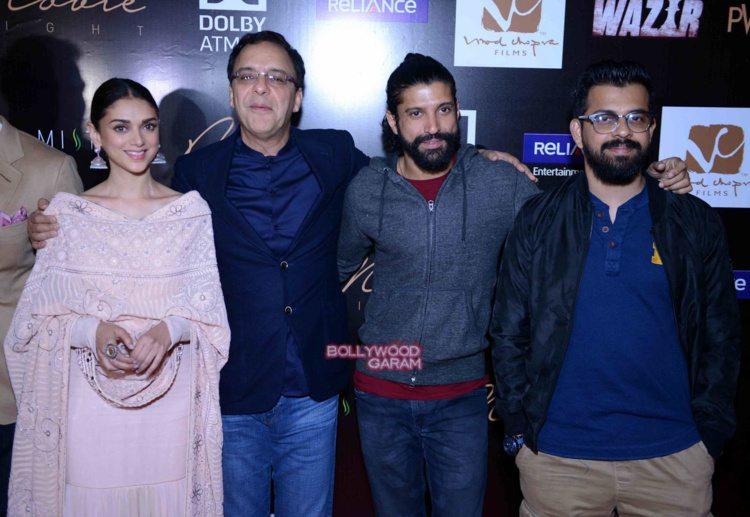 Wazir delhi screening3