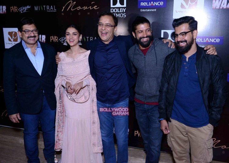Wazir delhi screening4