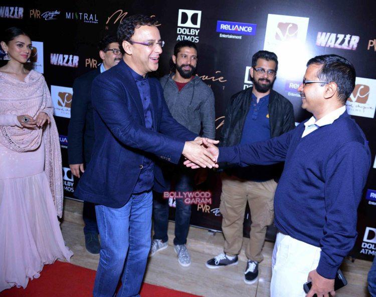 Wazir delhi screening5