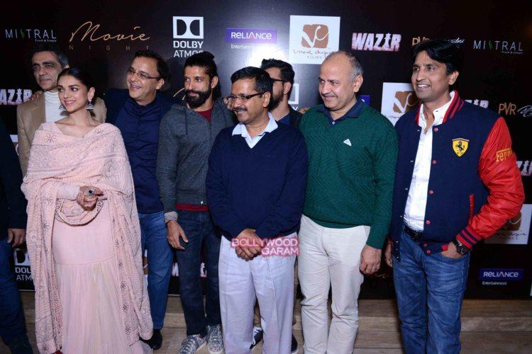 Wazir delhi screening6