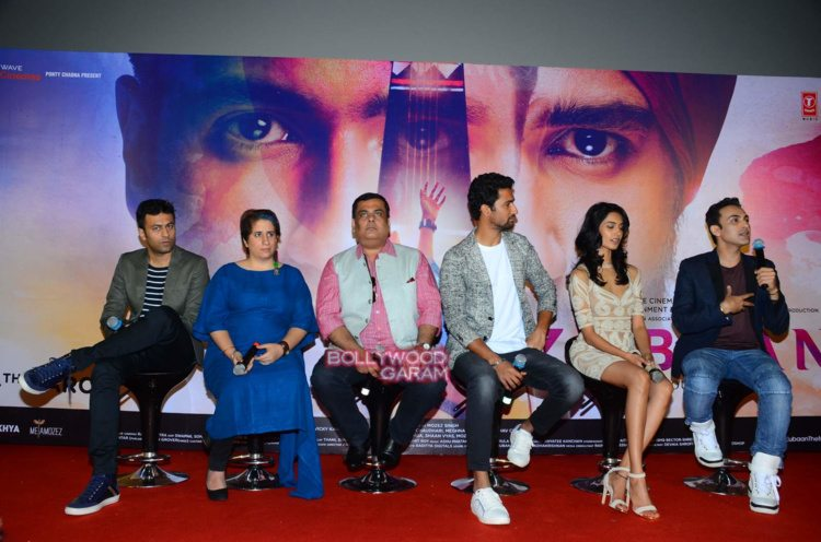 Zubaan film launch2
