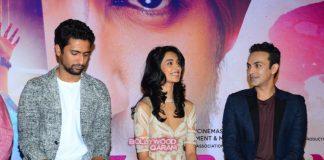 Sarah Jane Dias and Vicky Kaushal launch Zubaan trailer