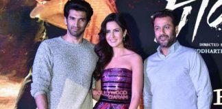 Katrina Kaif and Aditya Roy Kapur launch Pashmina song from Fitoor