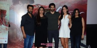 Katrina Kaif and Aditya Kapur launch Fitoor trailer – Photos