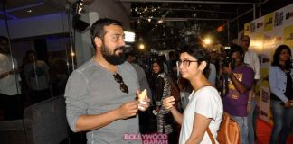Kiran Rao, Anurag Kashyap and others watch The Hateful Eight