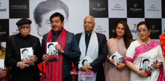 Shatrughan Sinha's book Anything But Khamosh launched in Delhi