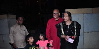 Vidya Balan hosts dinner party for family on New Year