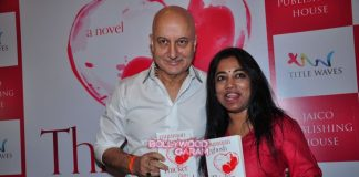 Anupam Kher launches Munmun Ghosh's book